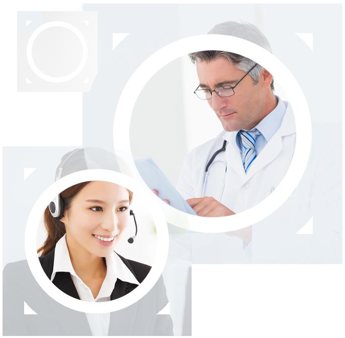 Virtual Scribe Medical Service