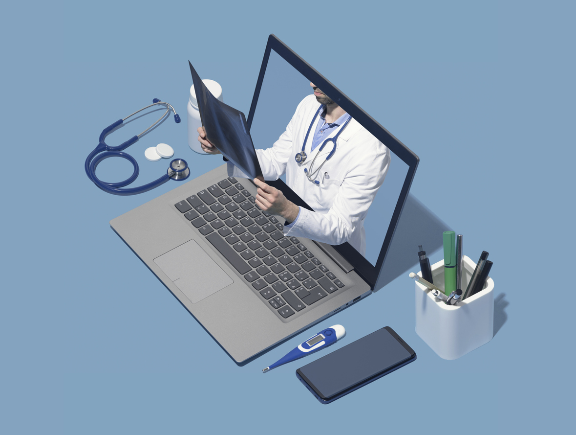 Telemedicine and Virtual Medical Scribes